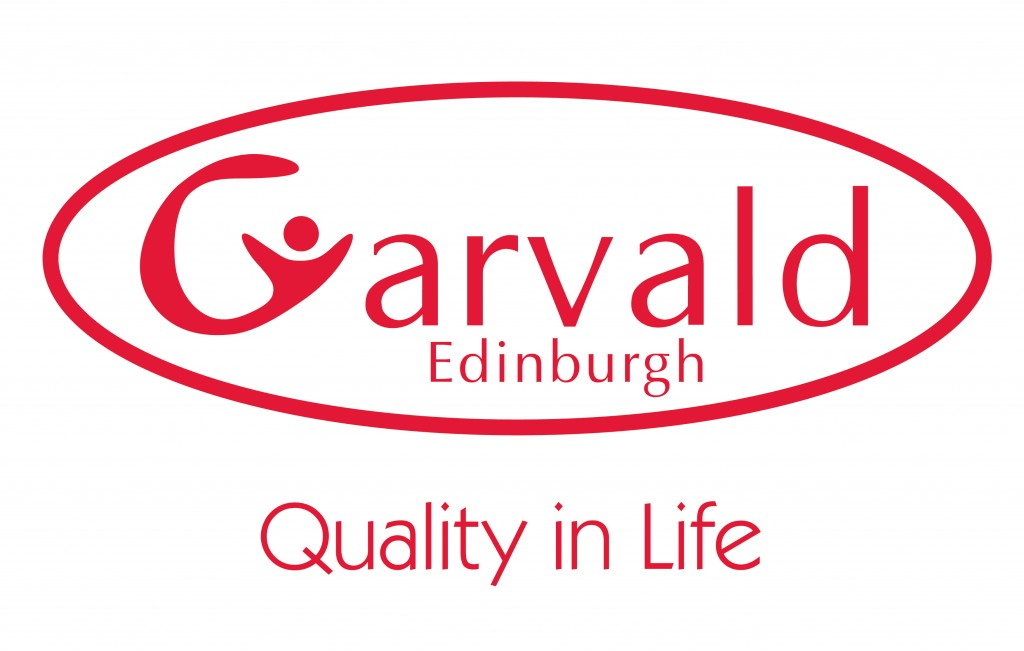 Garvald Logo.and Strapline 2015